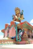 W Ladakh Buddha wielka Statua, India zdjęcie royalty free