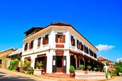 W Lao piękni widok Obraz Stock