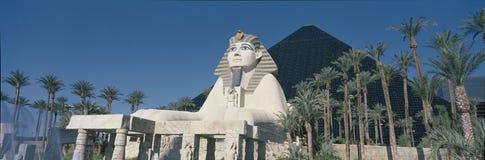 W Las Vegas Luxor Hotel Obrazy Royalty Free