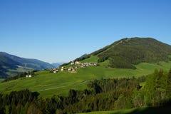 W Lato Tatrzańskie Góry Fotografia Stock