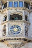 W Londyn swoboda zegar Obraz Royalty Free