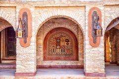 W Medina afrykański schronienia miasto Agadir Obraz Royalty Free