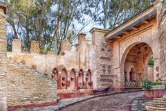 W Medina afrykański schronienia miasto Agadir Zdjęcie Royalty Free