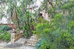 W Medina afrykański schronienia miasto Agadir Obrazy Royalty Free