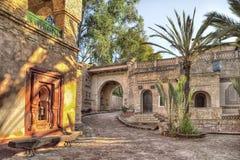 W Medina afrykański schronienia miasto Agadir Fotografia Royalty Free