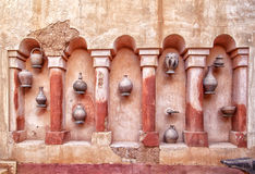 W Medina afrykański schronienia miasto Agadir Zdjęcia Stock