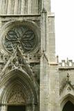 W Miasto Nowy Jork gracja kościół obraz royalty free