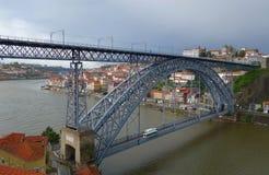 W mieście Porto Fotografia Royalty Free