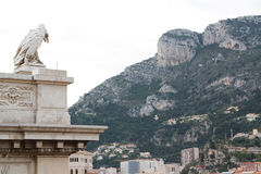 W Monte, Carlo - fotografia royalty free