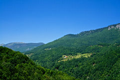 W Montenegro góra krajobraz Fotografia Royalty Free
