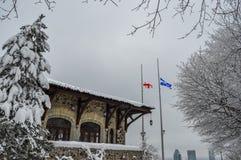 w montrealu, Obrazy Royalty Free