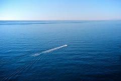 W morze Zdjęcia Stock