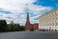 w Moskwa Kremlin zdjęcie royalty free