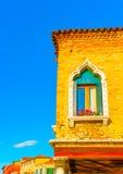 W Murano Włochy Obrazy Royalty Free