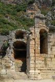 W Myra antyczny amfiteatr, obrazy royalty free