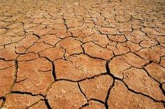 W Namib pustyni wysuszony jezioro Zdjęcia Stock