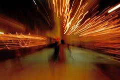 w nocy Zdjęcia Stock