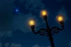 w nocy Obrazy Royalty Free