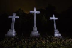 W nocy Fotografia Stock