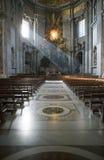 Włoch bazyliki s st Peter Rzymu Obrazy Stock