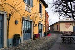 Włoch bergamo Fotografia Royalty Free