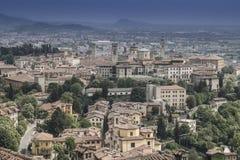 Włoch bergamo Fotografia Stock