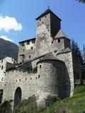 Włoch wehrburg zamek zdjęcia stock