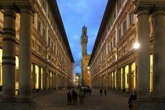 Włochy, Florencja Obrazy Royalty Free