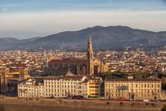 Włochy Florencja Fotografia Royalty Free