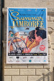 Włochy lata Jamboree, Senigallia, 2017 Obraz Royalty Free