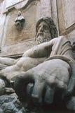 włochy marforio Rzymu Zdjęcia Stock