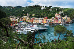 Włochy Portofino Liguria Fotografia Stock