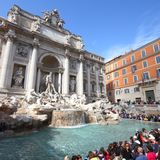 włochy Rzymu Fotografia Royalty Free