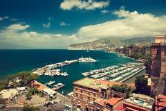 Włochy, Sorrento Zdjęcie Stock