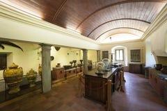 Włochy, Tuscany, Camaldoli monaster Obrazy Royalty Free