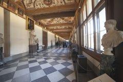 Włochy, Tuscany, Florencja Obrazy Stock