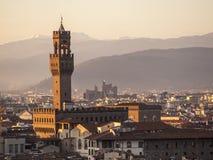 Włochy, Tuscany, Florencja Obraz Stock