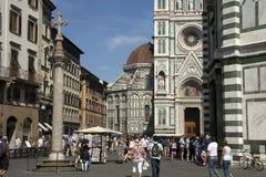 Włochy, Tuscany, Florencja, Obraz Royalty Free