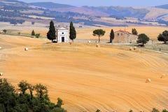 Włochy, Tuscany, kraj Zdjęcie Royalty Free