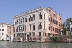 Włochy Wenecja Widok miasto Obraz Stock