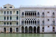 Włochy Wenecja Widok miasto Fotografia Royalty Free