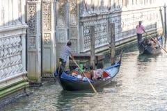 włochy Wenecji Fotografia Stock