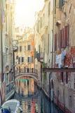 włochy Wenecji Obrazy Royalty Free
