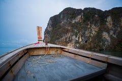W łodzi Obraz Royalty Free