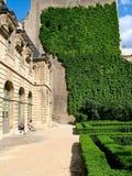 W ogródzie Sully w Paryż obrazy royalty free