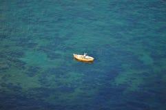 W ogromnym morzu obrazy royalty free