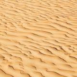w Oman stara pustynia l i pusta kwartalna abstrakcjonistyczna tekstura Obrazy Stock