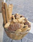 włoscy asortowani chleby Zdjęcie Royalty Free
