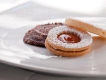 Włoscy ciastka Zdjęcia Stock