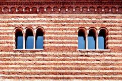 Włoscy okno Zdjęcie Royalty Free